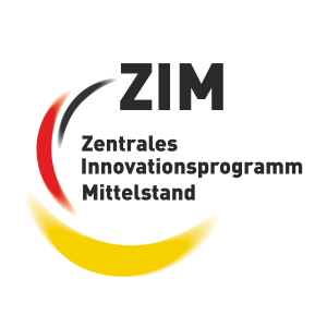 This project has received funding from the Zentrales Innovatosprogramm Mittelstand (ZIM)
